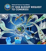 Cover image of NSF FY 2018 Budget Request to Congress