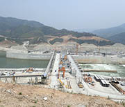 Hydroelectric dam construction requires planning for financial and environmental costs.
