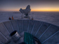 BICEP Telescope at the South Pole