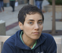 Photo of Maryam Mirzakhani