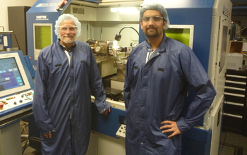John Patten and Deepak Ravindra