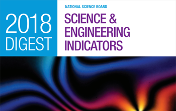 <em>Science and Engineering Indicators 2018</em> 2018 logo