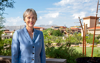 University of Texas at El Paso President Heather Wilson will serve on the NSB