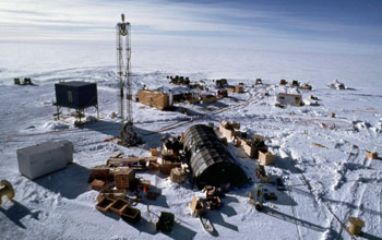 NSF South Pole research station