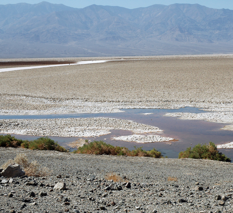 multimedia gallery badwater basin lowest elevation in north