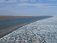 Beaufort Sea lagoons