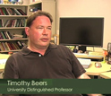 Timothy Beers discusses his research on the formation of the earliest stars in the universe.