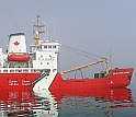 Much of the research was conducted aboard the Canadian Coast Guard icebreaker Sir Wilfrid Laurier.
