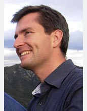 Photo of David Charbonneau, NSF's 2009 Alan T. Waterman Awardee.