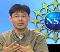 Milton Chen explains how the system works and how it differs from existing applications.