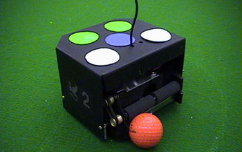 member of the 2002 small-size robot league