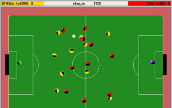 a screenshot of a scrimmage