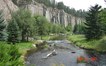 Photo of Rapid Creek, S.D.