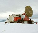 Photo of the Doppler-on-Wheels (DOW).
