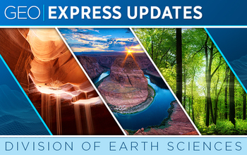 Division of Earth Sciences banner