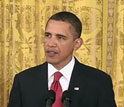 President Obama honors educators who have shown excellence in mathematics and science teaching.