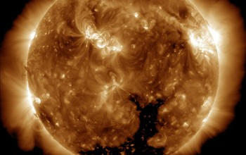 Image showing the sun's corona