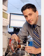 Photo of Facundo M. Fernandez,  professor of chemistry at the Georgia Institute of Technology.