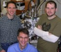 University of Wisconsin researchers have developed a new method for creating a stable glass.