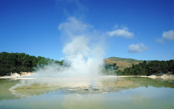 Image of a hot spring.