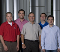 Photo of members of the University of Wisconsin research team.