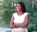 Photo of Celeste Watkins-Hayes, associate professor at Northwestern University.