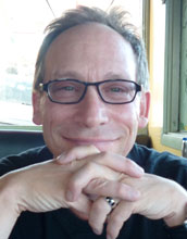 Photo of cosmologist and author Lawrence Krauss.