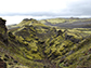 central fissure of Laki volcano, Iceland