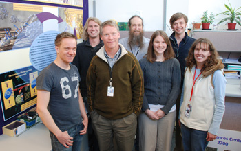 Group photo of the National Renewable Energy Laboratory biomass group.