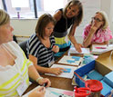 Primary math teachers learning