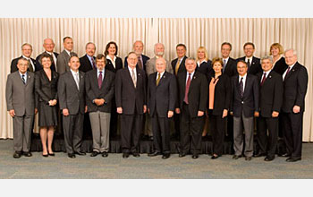 Photo of 2008 National Science Board