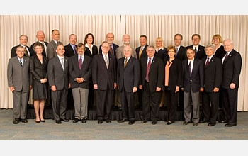 Members of the National Science Board