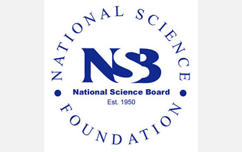 National Science Board logo.