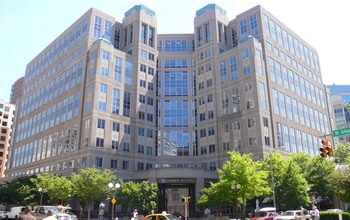 NSF headquarters building