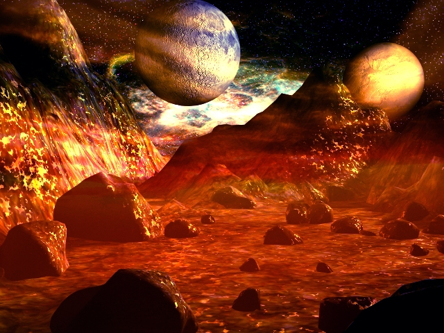 planets with possible life on them - photo #29