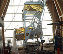a balloon payload being prepared for launch