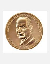 The Bernard M. Gordon Prize for Innovation in Engineering and Technology Education.