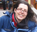 Photo of Abigail Watrous, EAPSI participant in China.