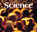 Cover of the July 29, 2011 issue of the journal Science.
