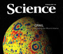 Cover of hte journal Science