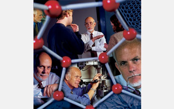 Nanotechnology pioneer Richard Smalley died Oct. 28, 2005, after a long battle with cancer.