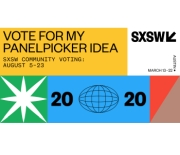 South by Southwest 2019 panel picker logo