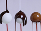 image of chocolate bonbons being made