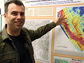 Corn� Kreemer conducts research on plate tectonics