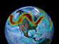 the Northern Hemisphere's polar jet stream
