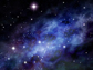 jets of matter emitted by young stars