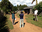 a team conducts surveys in one of 175 enumeration areas in Kenya