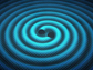 gravitational waves from two merging black holes