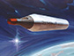 the proposed Manned Orbiting Laboratory (MOL) vehicle