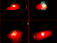 four Milky-Way-like progenitor galaxies